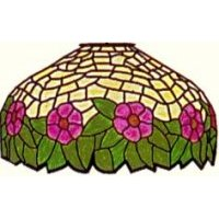 "Worden 24"" Hanging Leaves Pattern"