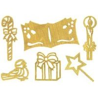 Brass Filigree Trinkets