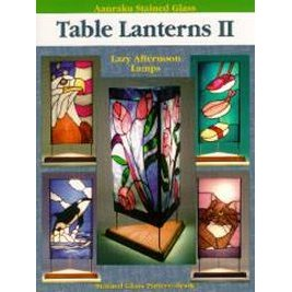 AANRAKU STAINED GLASS - TABLE LANTERNS VOL. II by Hiroyauki Koba