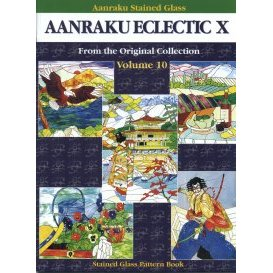 AANRAKU ECLECTIC VOLUME X by Hiroyauki Kobayashi and Jeffrey Cas