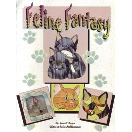FELINE FANTASY by Jennell Hogue