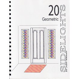 20 GEOMETRIC SIDELIGHTS by Jody Wright