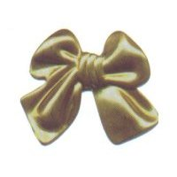 Bow Brass Stamping / Medium