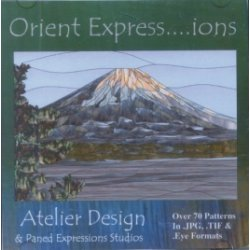 ORIENT EXPRESSIONS / Patterns On CD