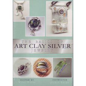 BASICS OF ART CLAY SILVER JEWELRY