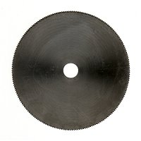 "Chrome 4"" Replacement Blade for Power Miter Saws"