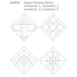 Square Pattern Packet
