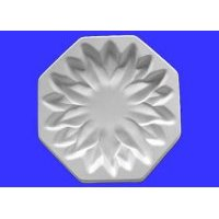 Colour De Verre Plain Floral Mold / 9""