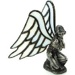Kneeling Angel Lead Casting