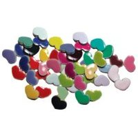 Assorted Heart Shape Tiles