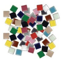 Assorted 3/8 Inch Ceramic Tile