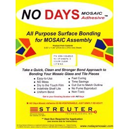 No Days Mosaic Adhesive