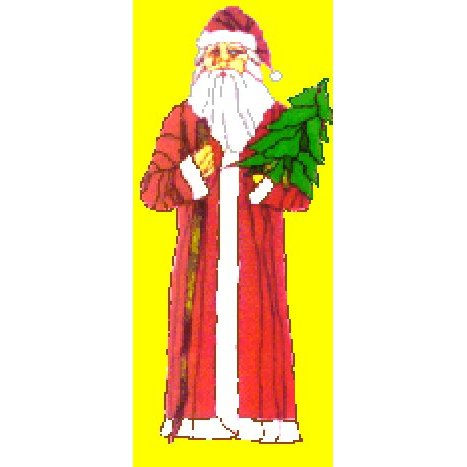 OLD FASHION SANTA